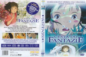 Cesta do Fantazie - Cover