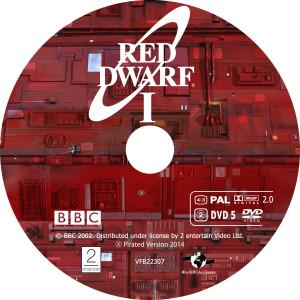 Red Dwarf - Červený trpaslík S1 - DVD