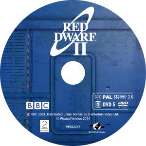Red Dwarf - Červený trpaslík S2 - DVD