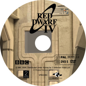 Red Dwarf - Červený trpaslík S4 - DVD