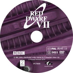 Red Dwarf - Červený trpaslík S7 - DVD