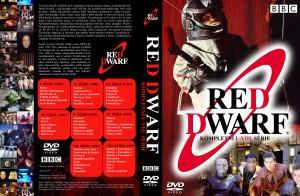 Red Dwarf - Červený trpaslík - Cover